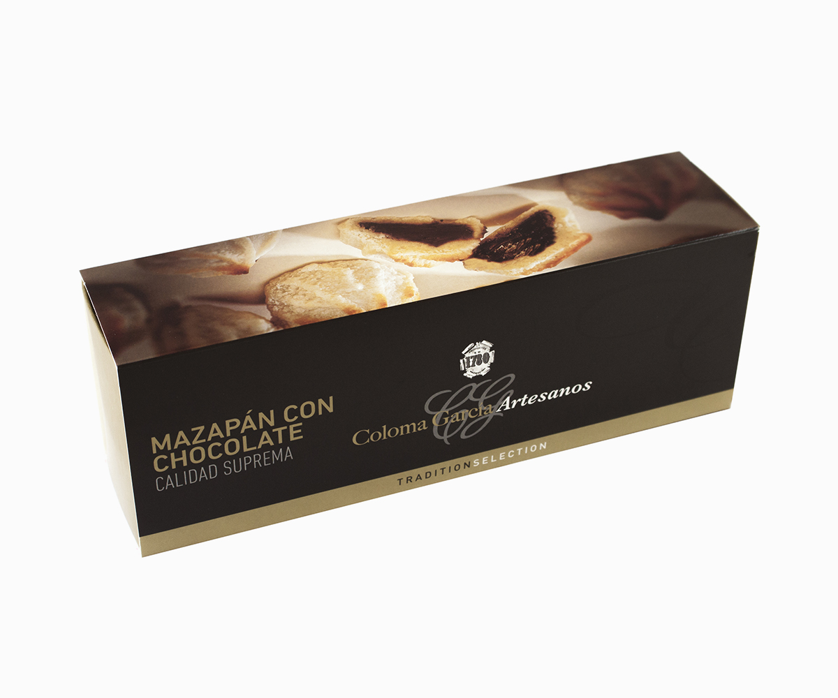 Mazapán de Chocolate Artesanal