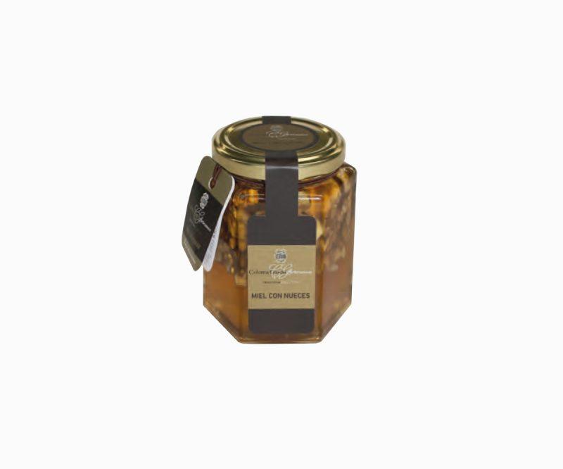 Miel con Nueces Artesanales