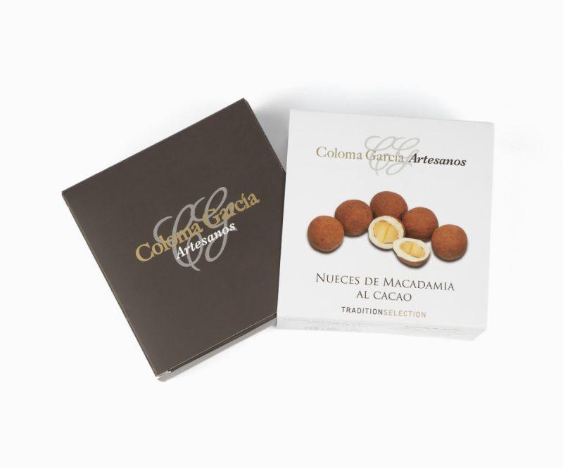 Nueces de Macadamia al Cacao